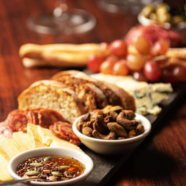 Classic Cheese Plate